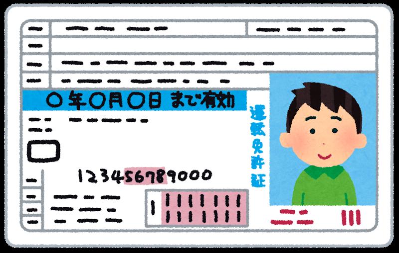 運転免許証更新をするときに古くなる免許証を返却してもらう方法