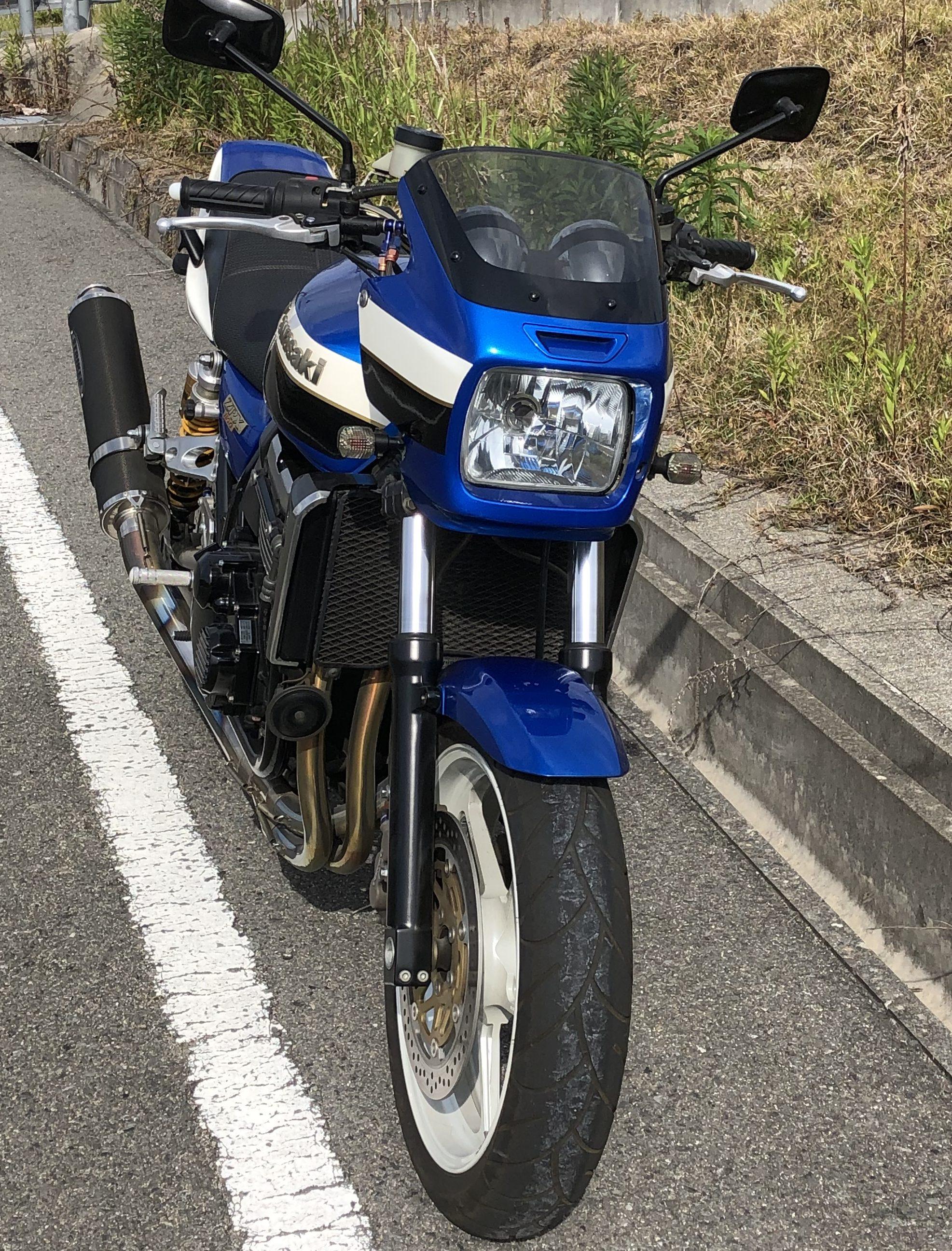 バイクのマフラーを交換して20年間使用して感じた4つのこと!