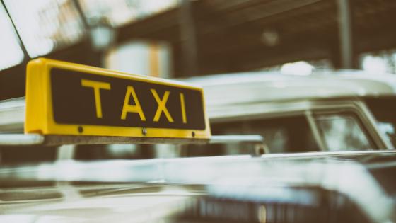 タクシーと事故をしないために気をつけている3つのこと