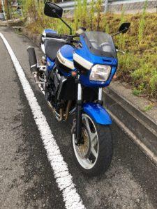 【コーナーリング】バイクフォームはリーンウィズがオススメです。
