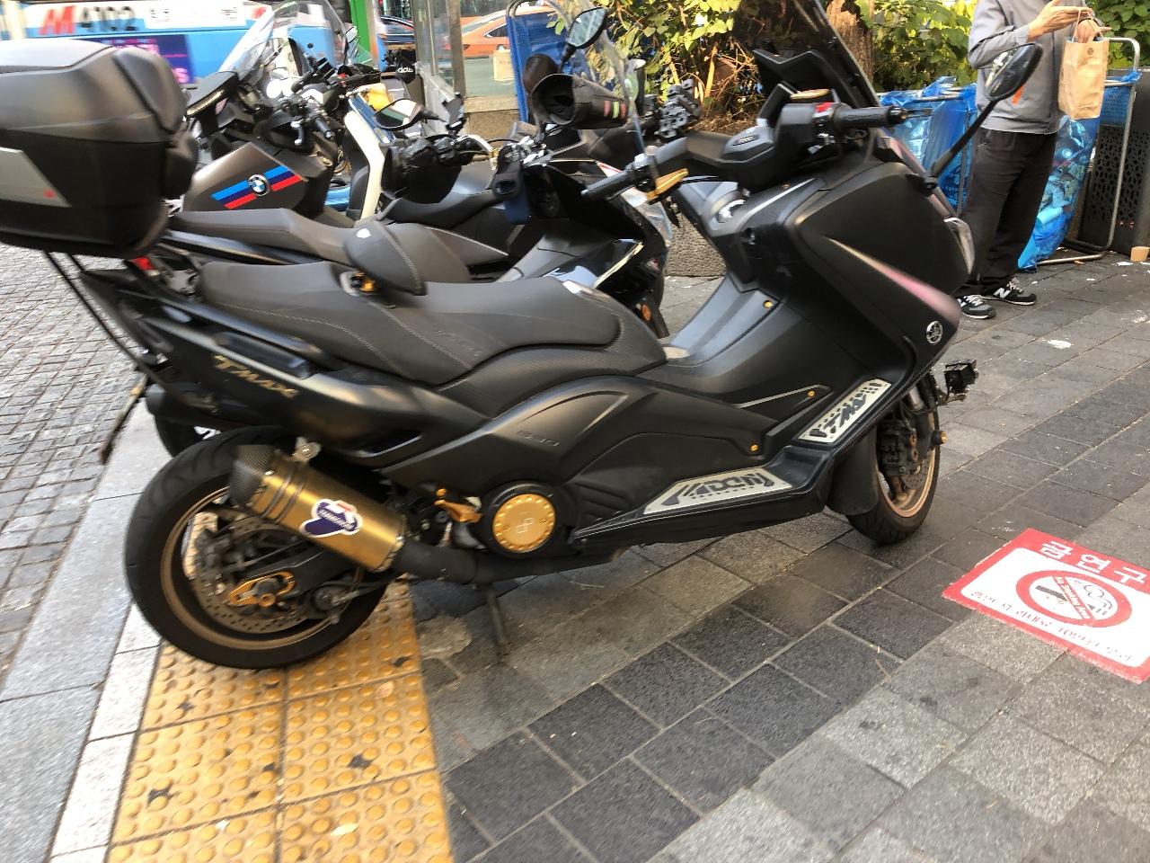 韓国のバイク事情をまとめてみました