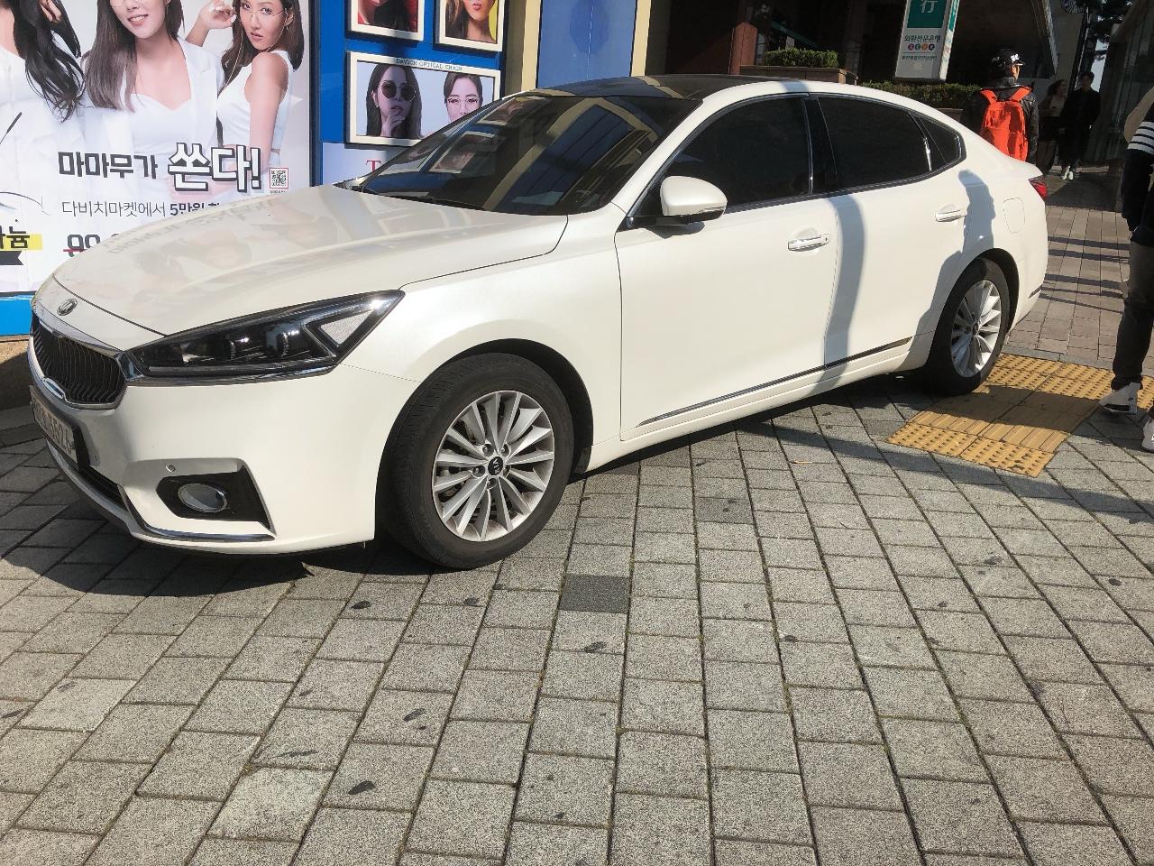 韓国の四輪車事情をまとめてみました