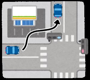 【事故防止】コンビニの駐車場には危険がいっぱい!